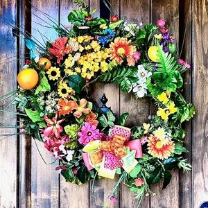 !!!SPRING WREATHS ON SALE LIMITED TIME!!!!